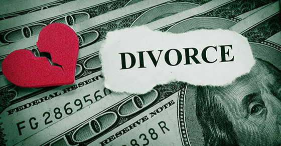 Divorcing couples should understand these 4 US tax issues.