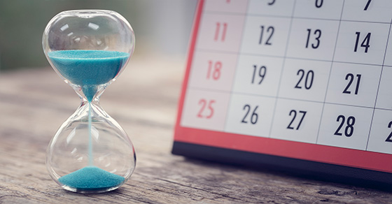Why it's important to meet the tax return filing and payment deadlines